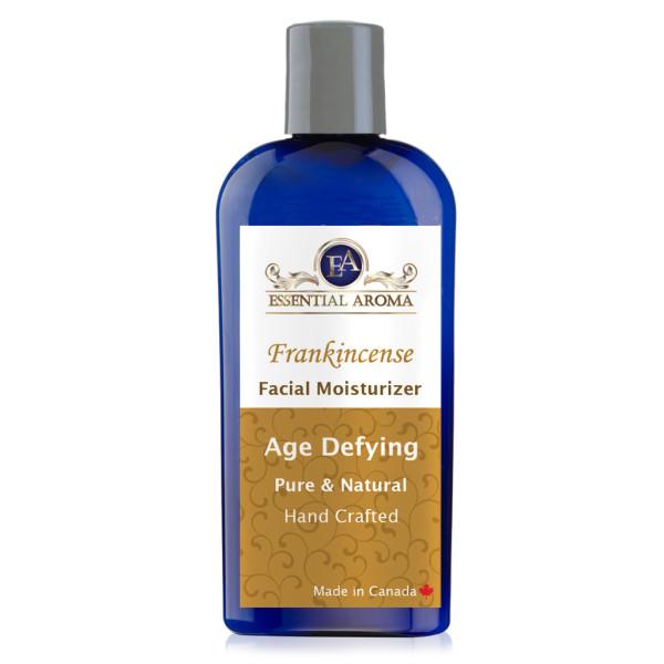 Age Defying Face Wash Bottle Label