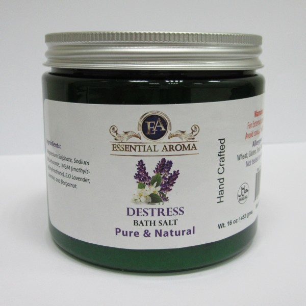 Destress Bath Salts