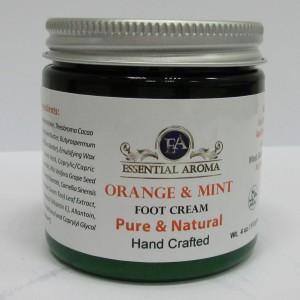 Orange 7 Mint Foot Cream
