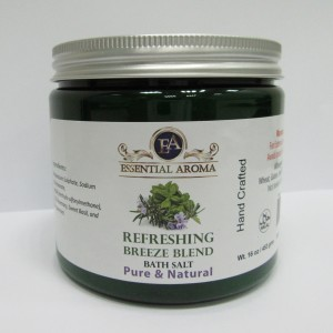 Refreshing Breeze Bath Salt