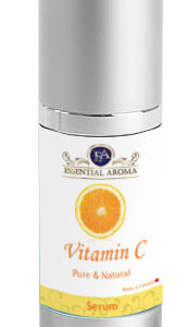 Serum Bottle Label - Vit C