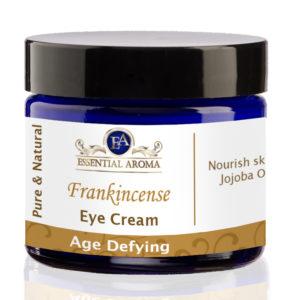 Age Defying Eye Cream Bottle Label