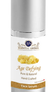 Face Serum Bottle Label - Age Defying