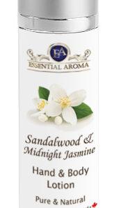 Jasmine H&B Lotion Bottle Label