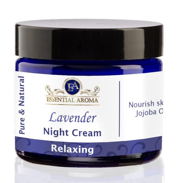 Lavender Nourishing Bottle Label