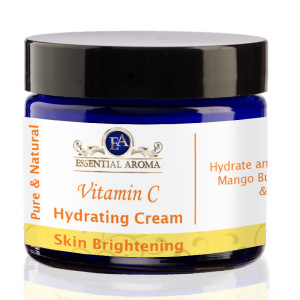 Vitamin C Hydrating Bottle Label