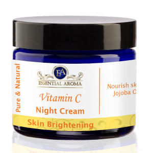 Vitamin C nourishing Bottle Label
